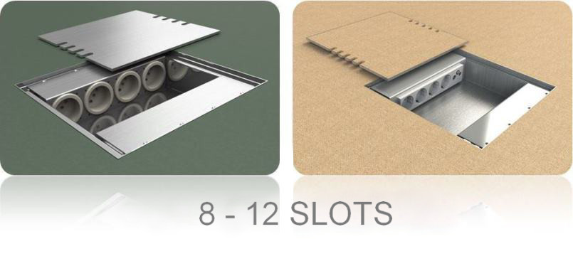 Floor-Box-System-8-12-Sockets