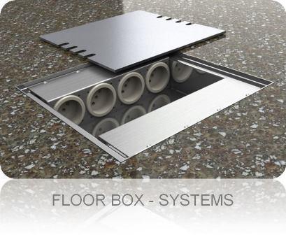 Floor Box Systems