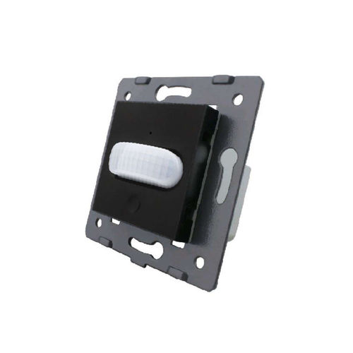 Insert Motion detector / touch switch, black
